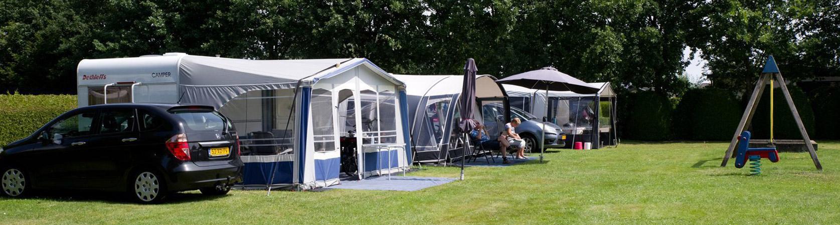 Recreatiepark De Tien Heugten - Schoonloo, Drenthe