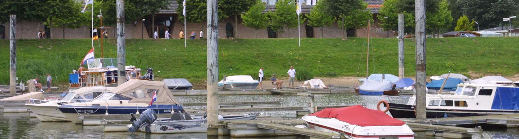 Recreatiepark en Jachthaven De Scherpenhof - Terwolde, Gelderland