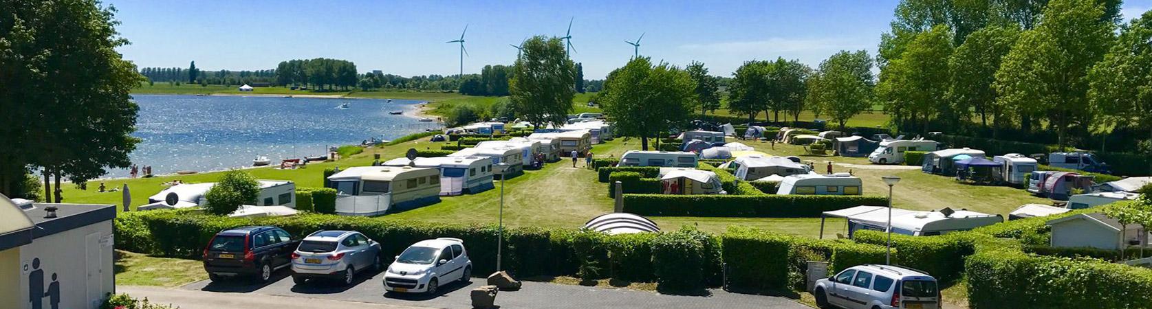 Recreatiepark en Jachthaven Rhederlaagse Meren - Lathum, Gelderland