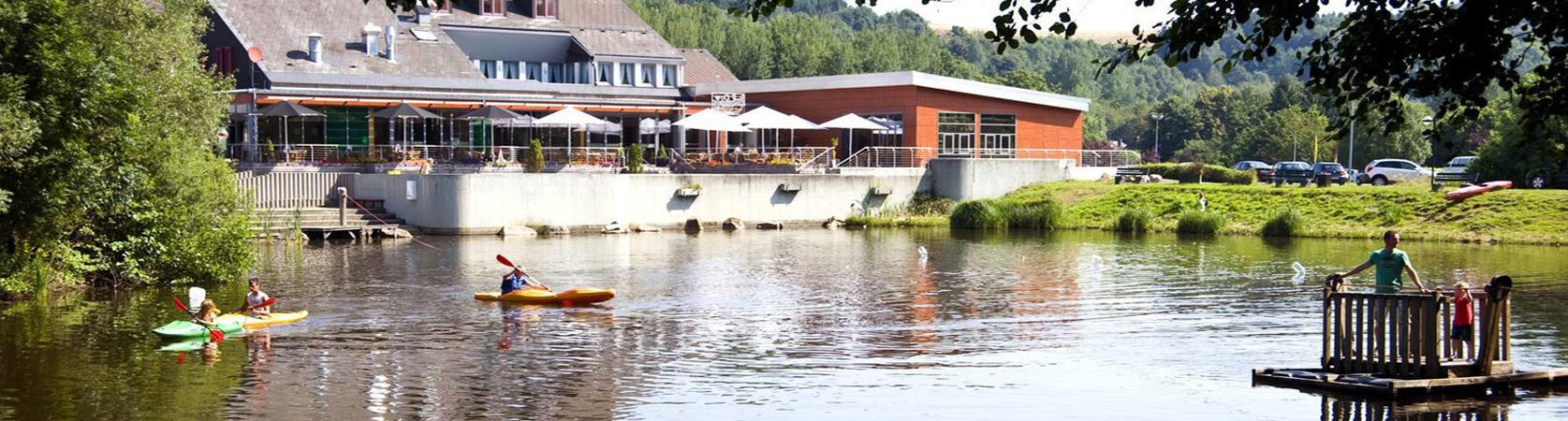 Vakantiepark Hambachtal - Vakantiepark in Duitsland, Rijnland-Palts